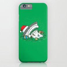 The Santa Shark Slim Case iPhone 6s