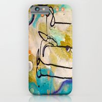 iPhone & iPod Case featuring Love Colors by Aisha Abdul Rahman