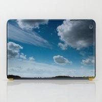Blue Sky Thinking iPad Case