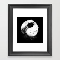 Midnight Awakening Framed Art Print