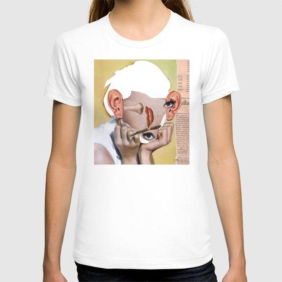 Audrey 2 Collage T-shirt