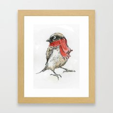 Holiday Cheer Framed Art Print