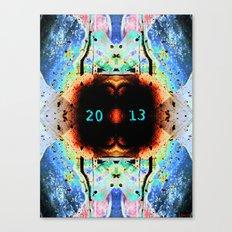2013 Canvas Print