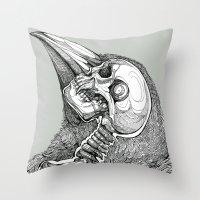 Within Us Throw Pillow
