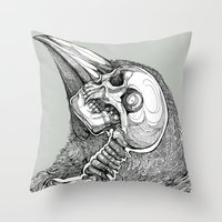 Within Us Throw Pillow