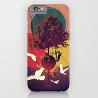 iPhone & iPod Case featuring Wondertree by eddidit