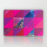 Triangles 3 Laptop & iPad Skin