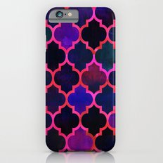 Marrakech Market (purple) iPhone 6 Slim Case
