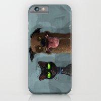 Cat is not impressed iPhone 6 Slim Case