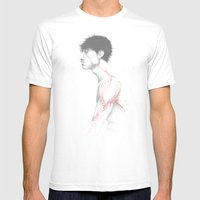 Circuitry Surgery 1 Mens Fitted Tee White SMALL