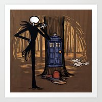 What's This? What's This? Art Print