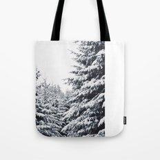 SNOWFOREST Tote Bag