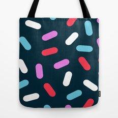 Ralph - pattern design neon bright modern trendy hipster wacka pop art 1980s 80s inspired memphis Tote Bag