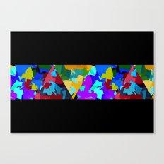 Six & A Half Bars Canvas Print