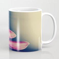 moody pink. Mug