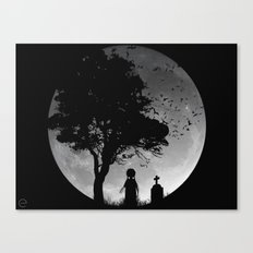 SLEEP WALKER Canvas Print
