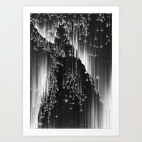 Light My Way Art Print