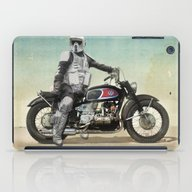 iPad Case featuring Looking For The Drones, … by Vin Zzep