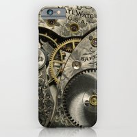 Clockwork Homage iPhone 6 Slim Case