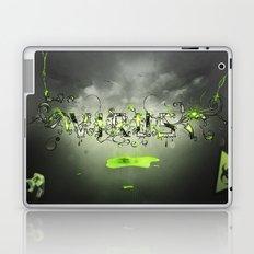 Toxic Laptop & iPad Skin
