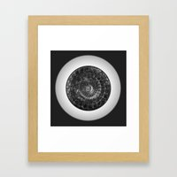 Xorb Framed Art Print