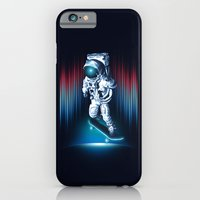 Space Skater iPhone 6 Slim Case