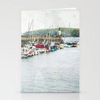 Houat #7 Stationery Cards
