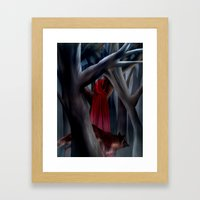 The Cloak Of Rydynnton Framed Art Print