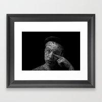 Portrait Art Framed Art Print