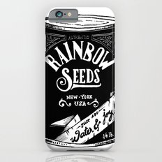 Rainbow Seeds iPhone 6s Slim Case