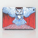 BLACK LODGE BURLESQUE iPad Case