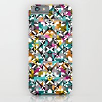 Aztec Geometric Reflection II iPhone 6 Slim Case