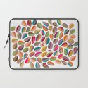 Leaf Colorful Laptop Sleeve