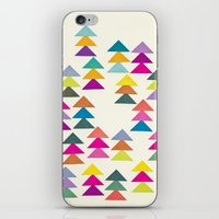 Lost In A Forest iPhone & iPod Skin
