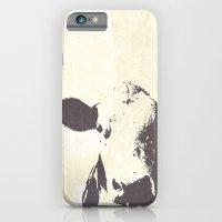 Rustic Cow iPhone 6 Slim Case