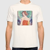 Diamonds Mens Fitted Tee Natural SMALL