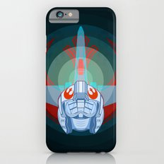 Red leader standing by Slim Case iPhone 6s