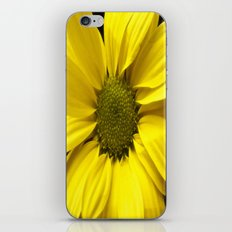 The Yellow one iPhone & iPod Skin