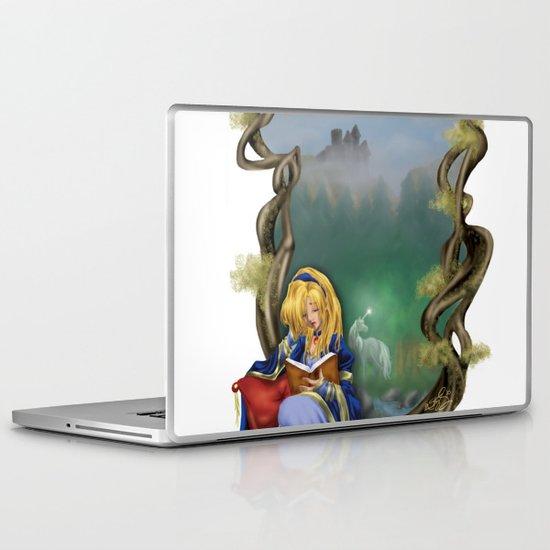 Deamscape Laptop & iPad Skin