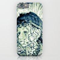 Blue Belle iPhone 6 Slim Case