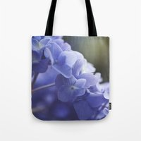 Pretty In Purple Tote Bag
