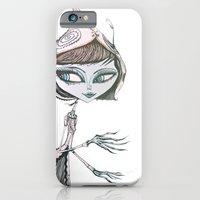 iPhone & iPod Case featuring mrs wolf by meme