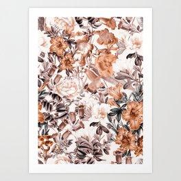 Art Print - Summer Garden - Burcu Korkmazyurek