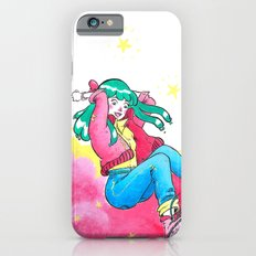 Pink Girl iPhone 6 Slim Case