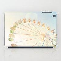 Ferris Wheel iPad Case