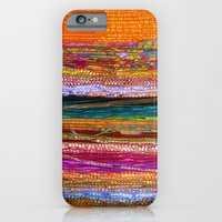 indian iPhone & iPod Cases featuring Indian Colors by Joke Vermeer