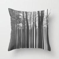 Loading nature Throw Pillow