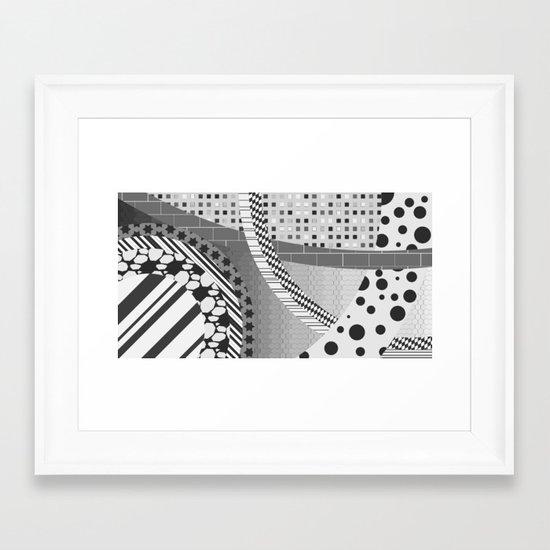 Part-2  Framed Art Print
