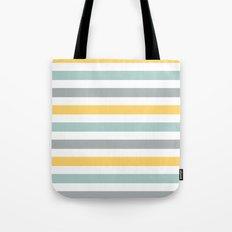 sweet bee stripes Tote Bag