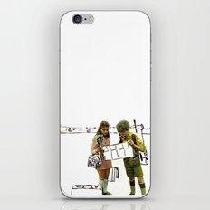 moonrise kingdom II iPhone & iPod Skin
